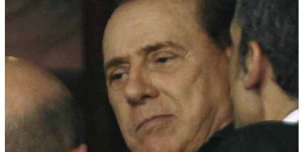 Misstrauensantrag gegen Berlusconi
