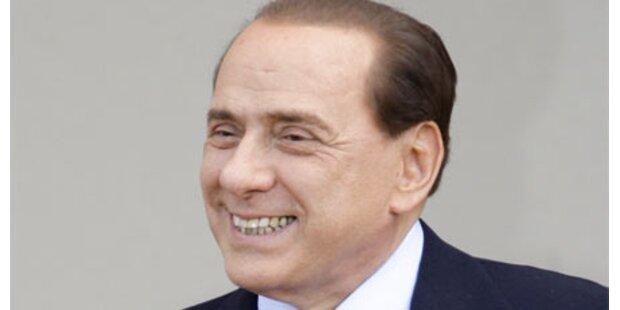 Berlusconi-Fotografen festgenommen