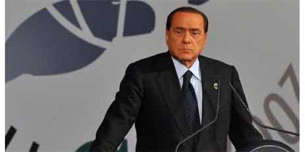 Berlusconi führt Krieg gegen Paparazzi