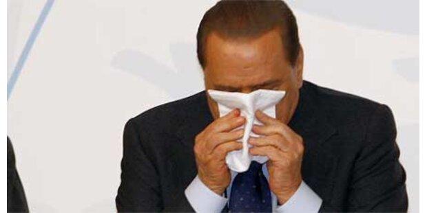 Kokain auf Berlusconis Partys?