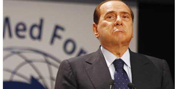 Berlusconi braucht Kur gegen Sexsucht
