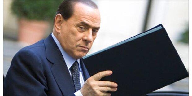 Kommt Berlusconi jetzt in den Knast?