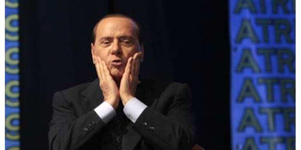 Berlusconi-Freund bangt um sein Leben