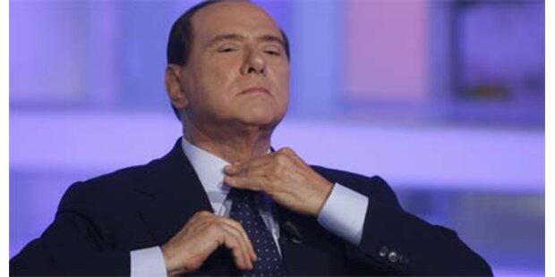 Berlusconi schließt Neuwahlen aus