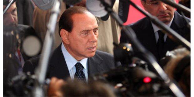 Berlusconis Frauen-Vermittler verhaftet