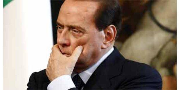 Arrest für Berlusconis Frauen-Lieferant