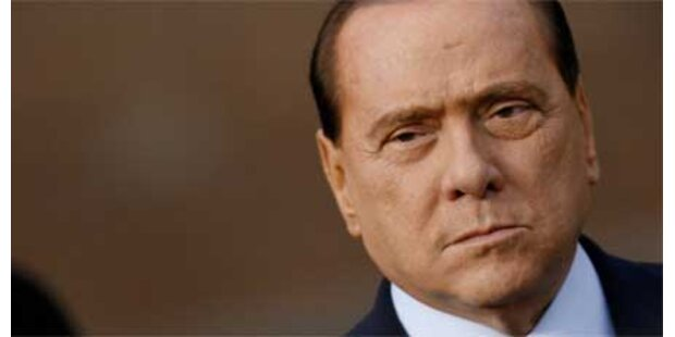 Morddrohungen gegen Berlusconi
