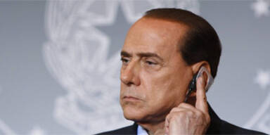 Berlusconi zimmert sich Immunitätsgesetz
