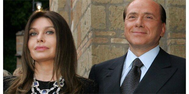 Berlusconi antwortet Veronica