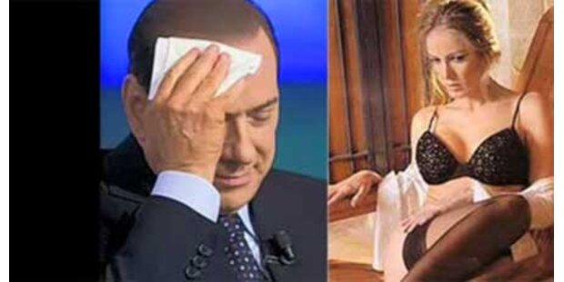 Eine Million für Nacht mit Berlusconi