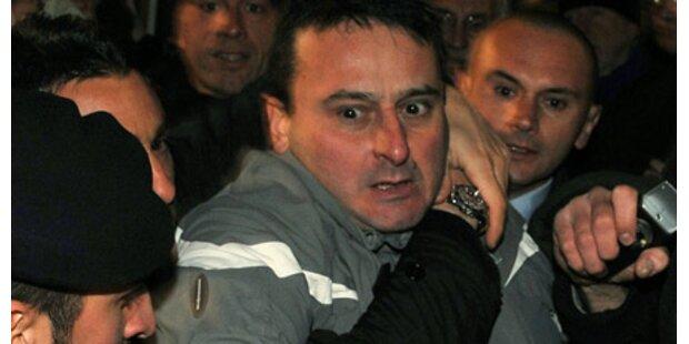 Berlusconi-Angreifer will in Psychiatrie