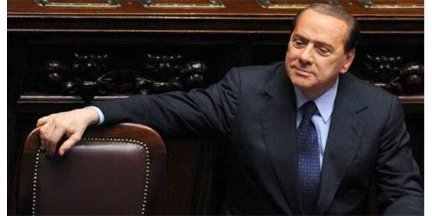 Prozess gegen Berlusconi vertagt