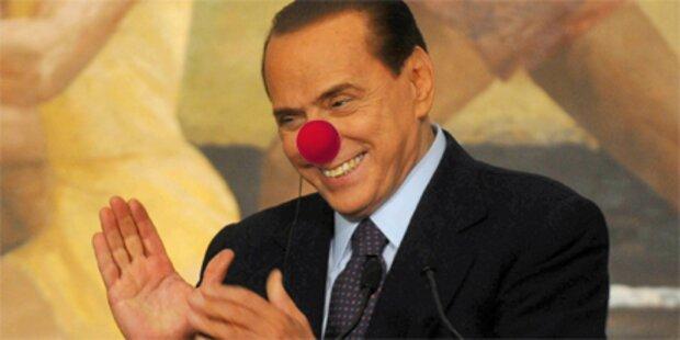 Wikileaks: USA sehen Berlusconi als Clown
