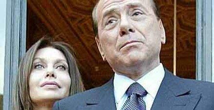 Ehefrau attackiert Berlusconi