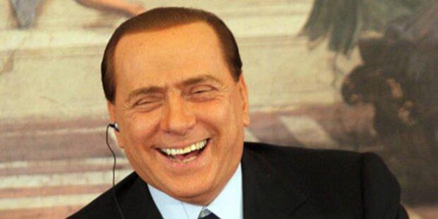Berlusconi: Partys mit Minderjähriger?