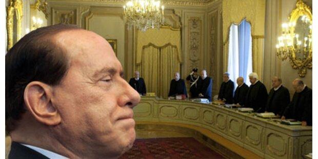 Italiens Höchstrichter beraten Immunität