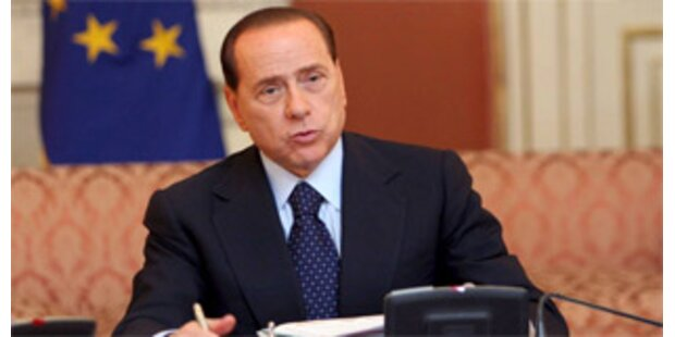 Berlusconi soll als Zeuge vor Gericht aussagen