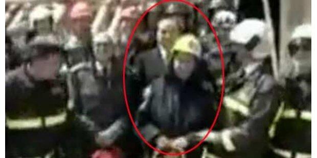 Berlusconi begrapschte Lokalpolitikerin