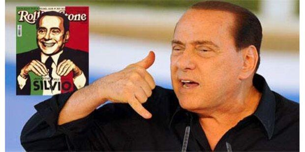 Berlusconi ist