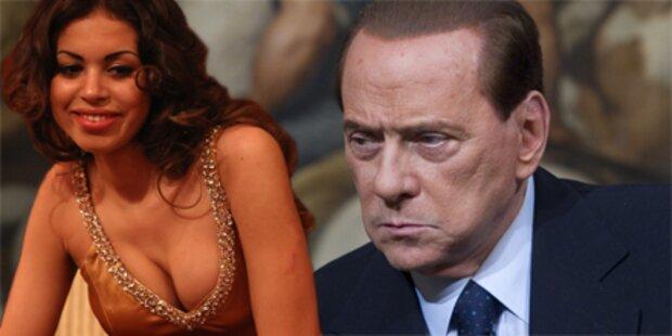 Ruby sagt gegen Berlusconi aus