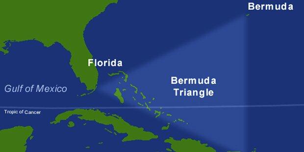 Rätsel um das Bermuda-Dreieck gelöst?