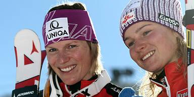 Marlies UND Bernadette bei der Ski-WM?