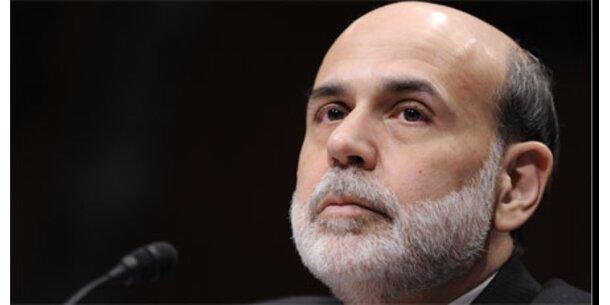 Diebe plündern Konto von Fed-Chef