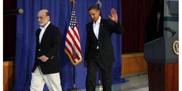 Bernanke bleibt Fed-Chef