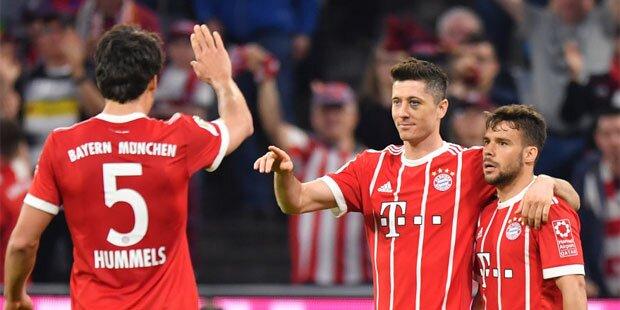 Einigung: Bayern-Star vor Wechsel nach Paris