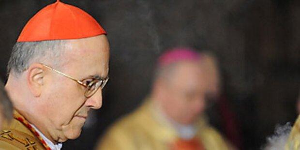 Vatikan-Vize mit peinlichem Sager