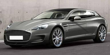 Bertone baut einen Aston Martin Kombi