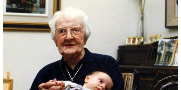 Winnefred Bertrand  115-jährig gestorben