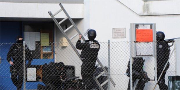 Polizei beendet Geislnahme in Besanco