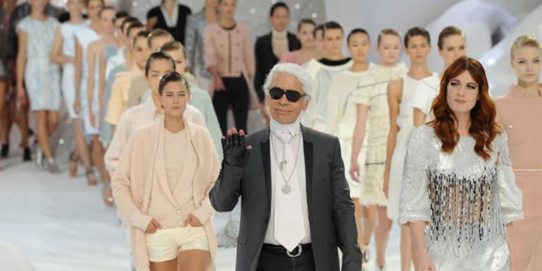 Karl Lagerfeld designt neue Billiglinie