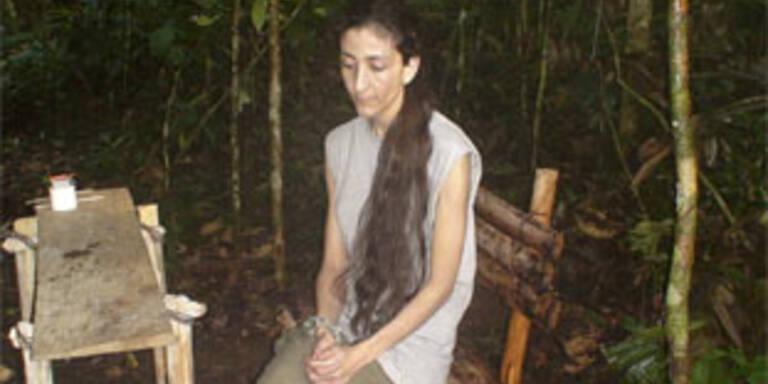 Aus der FARC-Geiselhaft befreit: Ingrid Betancourt