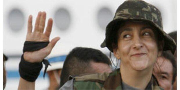 Ingrid Betancourt schildert Details ihrer Befreiung