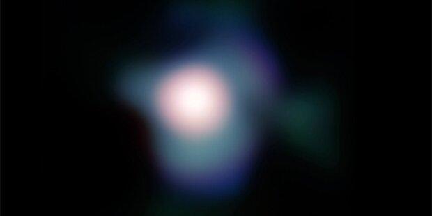 Bedroht gewaltige Supernova die Erde?