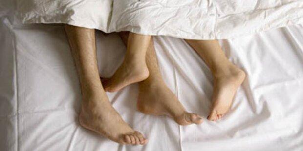 Wie schlafen Sie am liebsten ein?