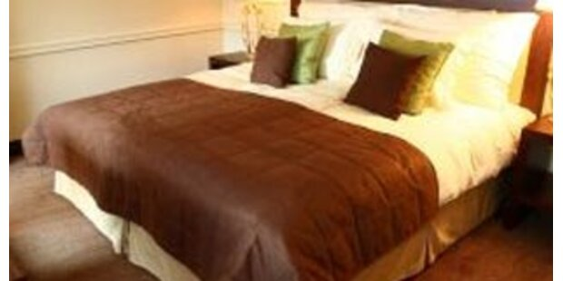 Brite schlief 100 Jahre im selben Zimmer