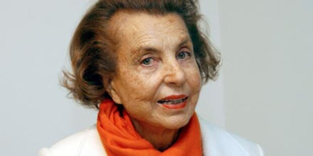 Frankreichs reichste Frau entmündigt