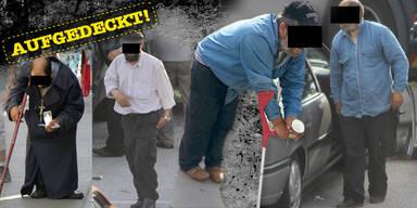 Bettler-Mafia: So wird getrickst