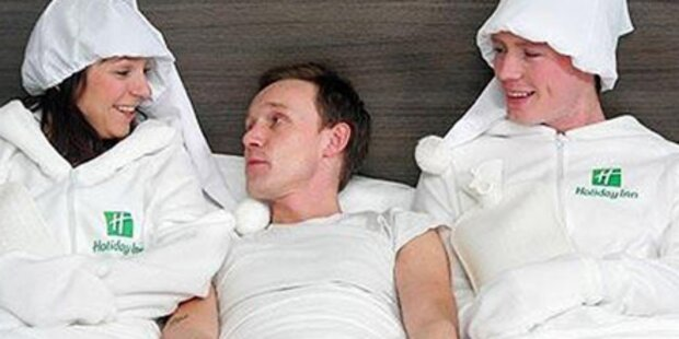 Menschliche Bettwärmer und Vorleser