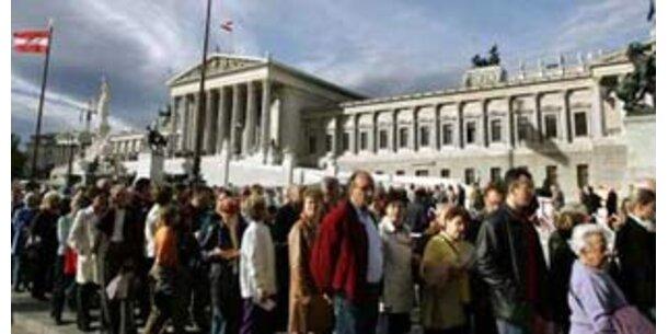 In Österreich leben bereits 8,3 Millionen Menschen