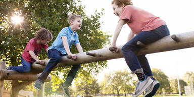 Bei Sommerzeit bewegen sich Kinder mehr