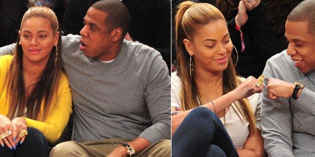 Beyoncé & Jay-Z: Verliebte Eltern
