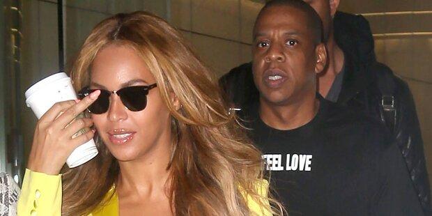 Jay-Z: Ja, habe Beyoncé betrogen