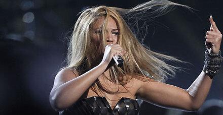 Sechs Grammys für Souldiva Beyoncé