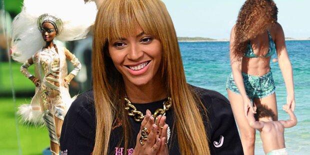Beyoncé: 80.000-Dollar Barbie für Tochter