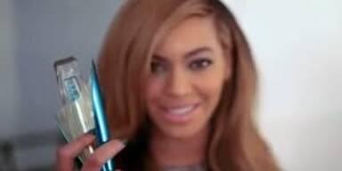 "Beyoncé shootet für neues Parfum ""Pulse NYC"""