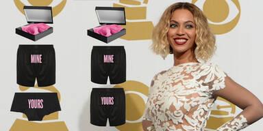 Beyoncé launcht Valentinstags-Unterwäsche